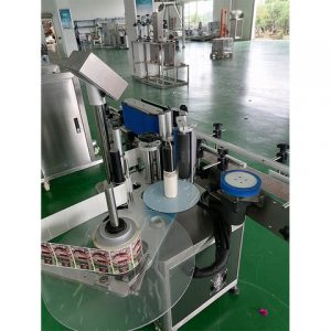 Professional Full Battery Label Applicator Labeling Machine Labeler
