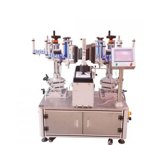 Automatic Round Bottle Labeling System