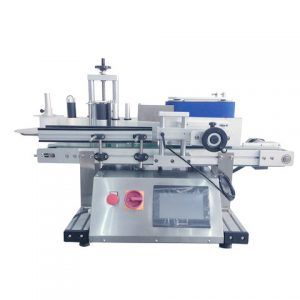 Labeling Machine For Square Bottle