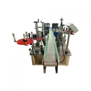 2 Sides Labelling Machine