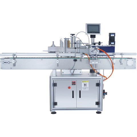 liquor bottle labeling machine, liquor bottle labeling...