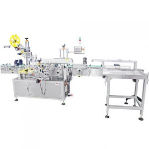 Flat Labeling Machine Packaging