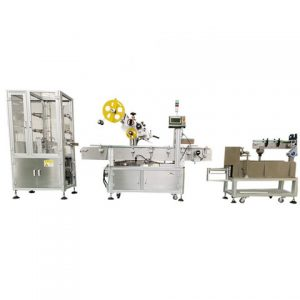 Top Labeling Machine For Bottle Neck