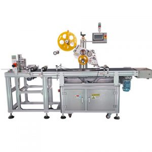 Adhesive Wine Labeling Machine