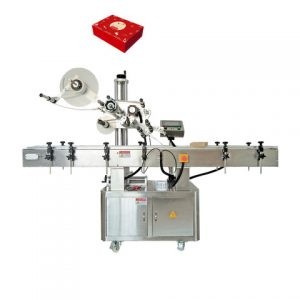 3 Sides Labeling Machine For Square Bottle