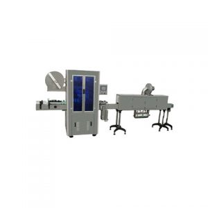 High Accuracy Round Vial Labeling Machine
