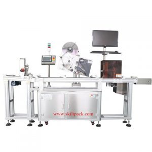 Nail Removal Bottle Labeling Machine