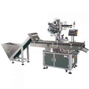 Cup Sticker Labeling Machine