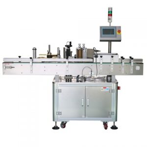 Leading Manufacturer Of Ampoule Labeling Machine