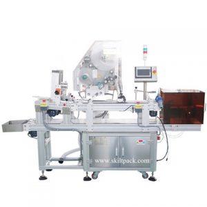 Sticker Blodopsamlingsrørsmærkningsmaskine