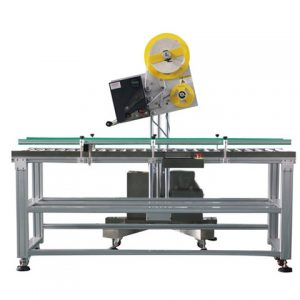 Tag Sticker Labeling Machine