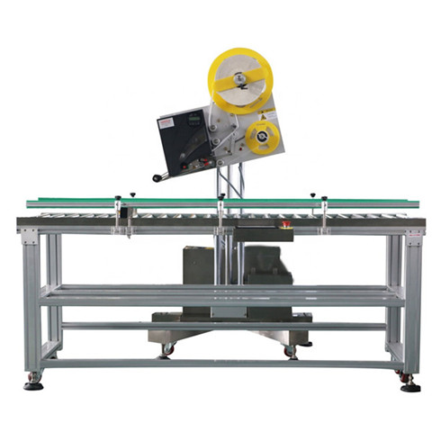 Labeling Machines, Sticker Labelling Machine Manufacturer In India