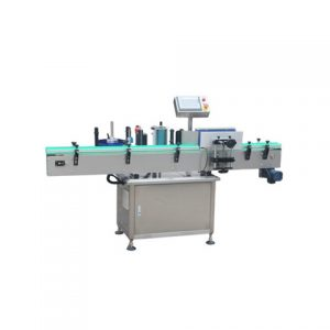 Linear Automatic Paste Labeling Machine