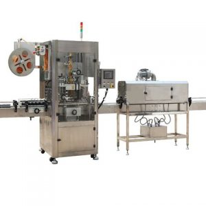 Automatic Top Labeling Machine For Unformed Carton