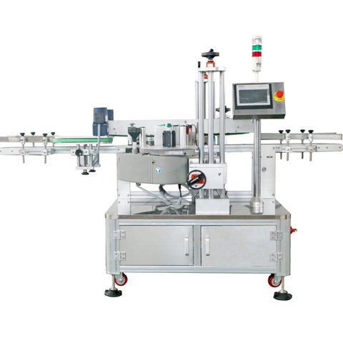 Double-sided labeling machine 3D model | CGTrader