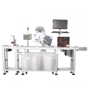 Sus304 Stainless Steel Excellent Servo Motor Labeling Machine
