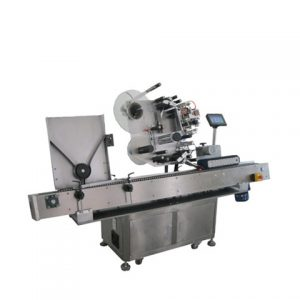 Glass Bottle Or Plastic Bottle Labeling Machine