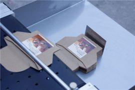 Automatisk Paging Sticker-mærkning maskindetaljer